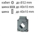 Токови трансформатори серия СТ4