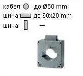 Токови трансформатори серия СТ6